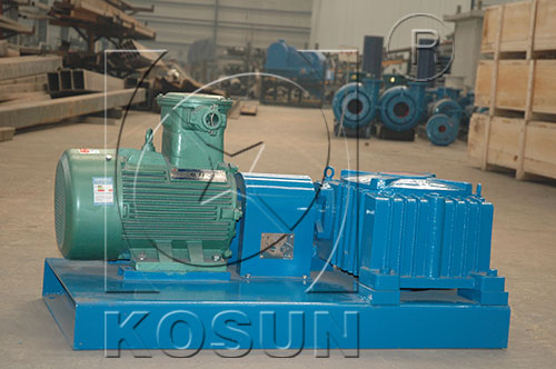 Solids control equipment mud agitator for sale by KOSUN