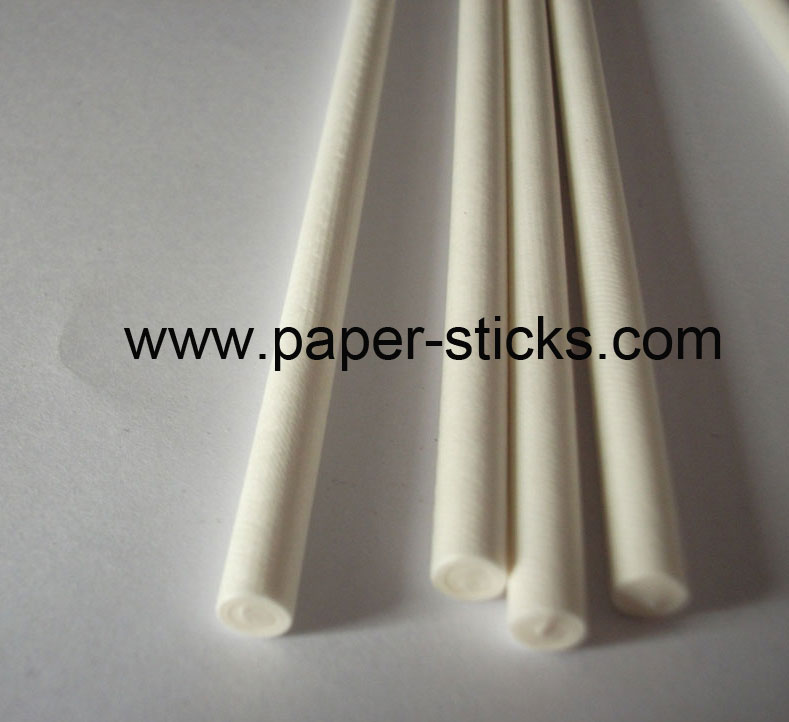 lollipop paper stick
