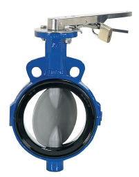 Tyco Keystone F611 Wafer Style Resilient Seated Butterfly Valves