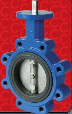 ABZ Stainless Steel Butterfly Valves
