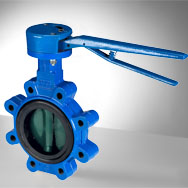 Danfoss Butterfly Valve 082G7350 With Electrical Actuator