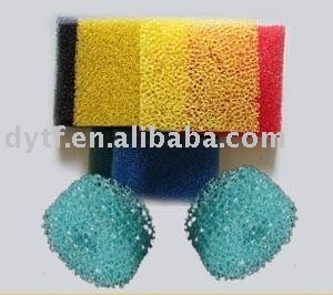 net filter foam,polyester filter foam