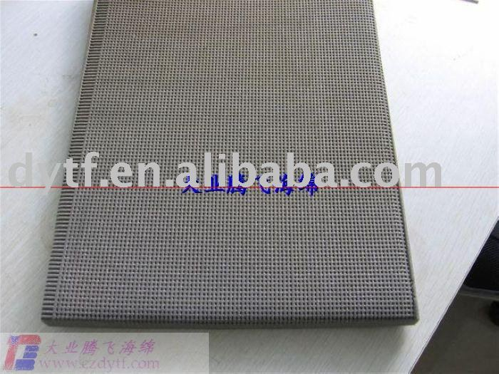 irregular shape sound absorption foam