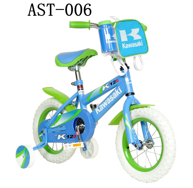 12-Inch Wheels Girls Bike AST-006