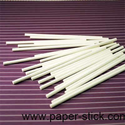 paper lollipop stick