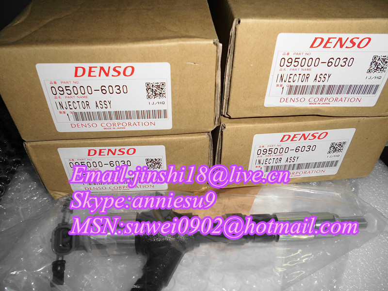 Denso Original Fuel Injector 095000-6030