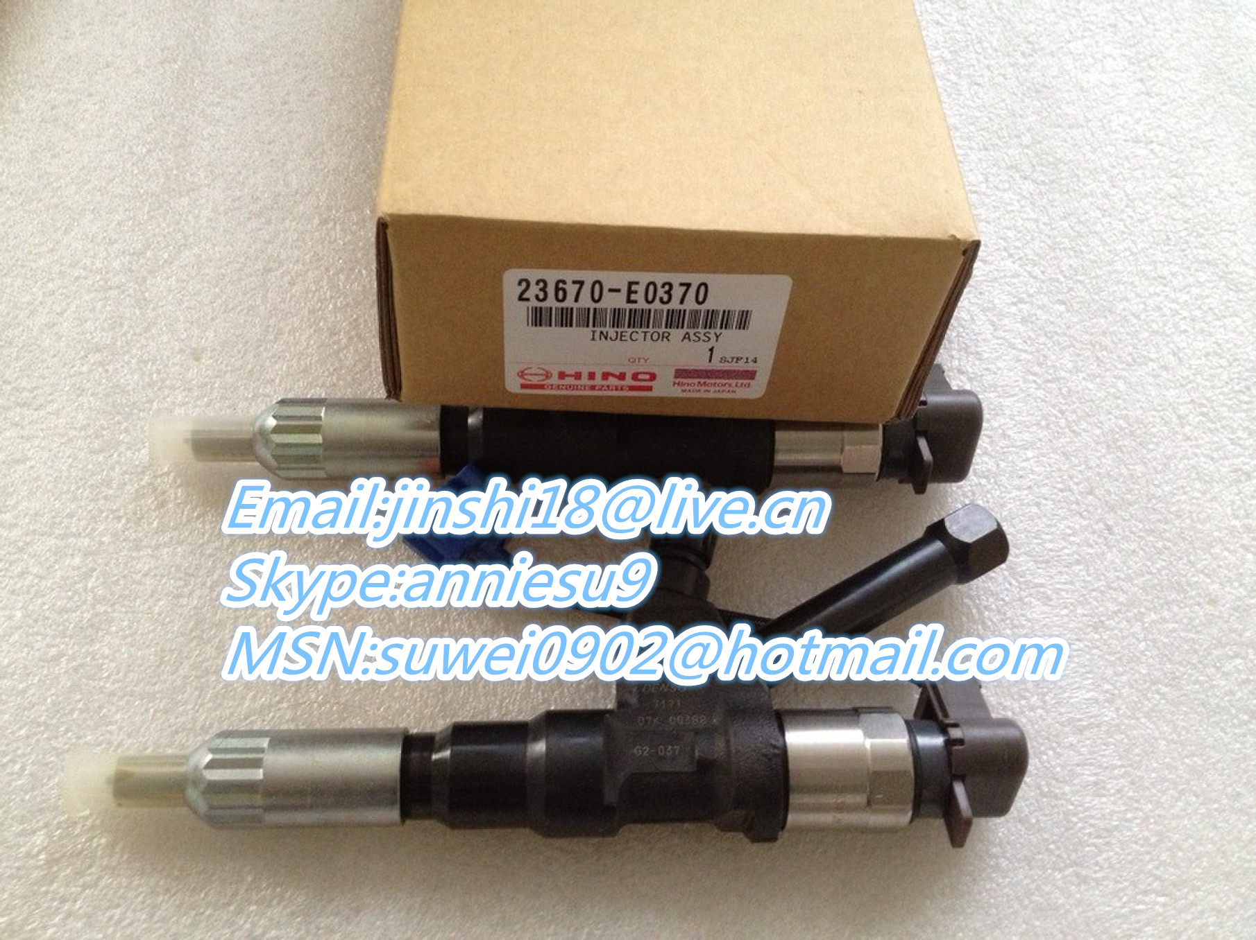 Denso Original Fuel Injector 23670-E0370