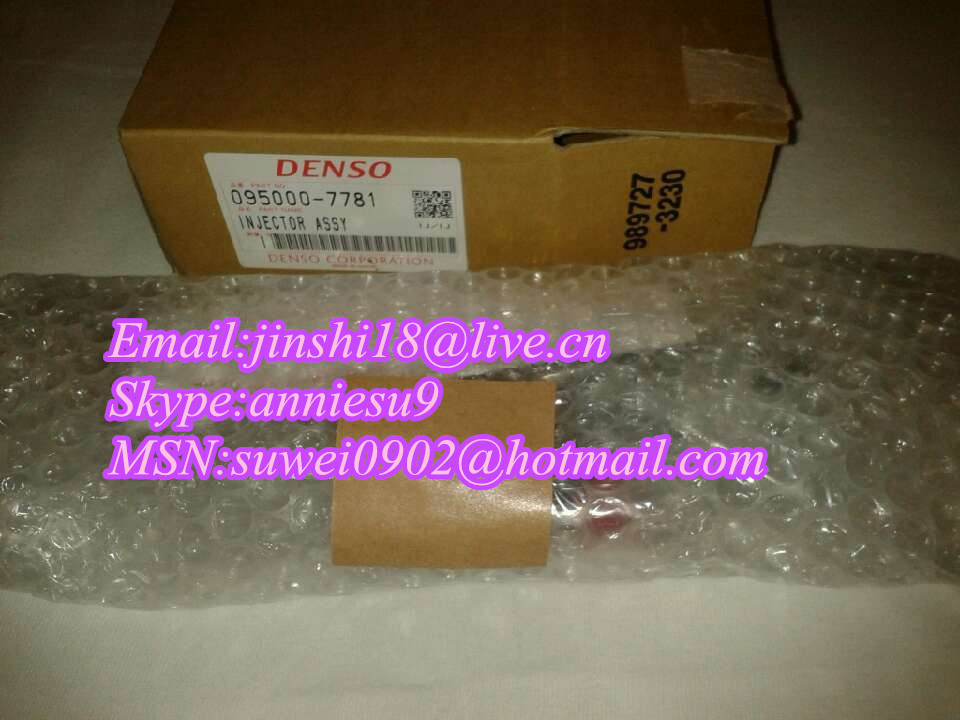 Denso Original Fuel Injector 095000-7781