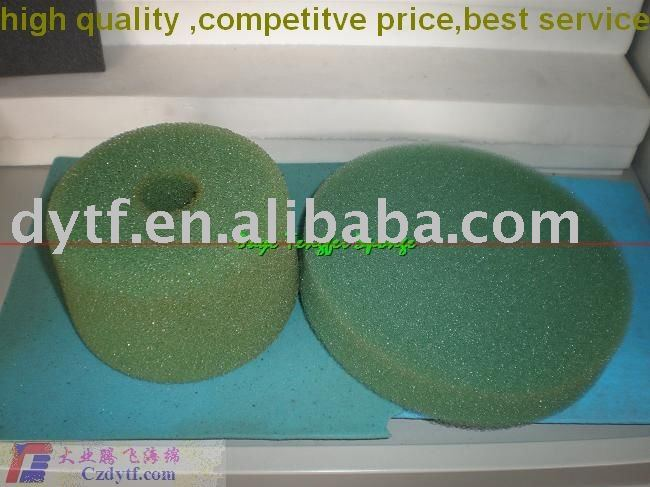 aquarium cleaning sponge&foam
