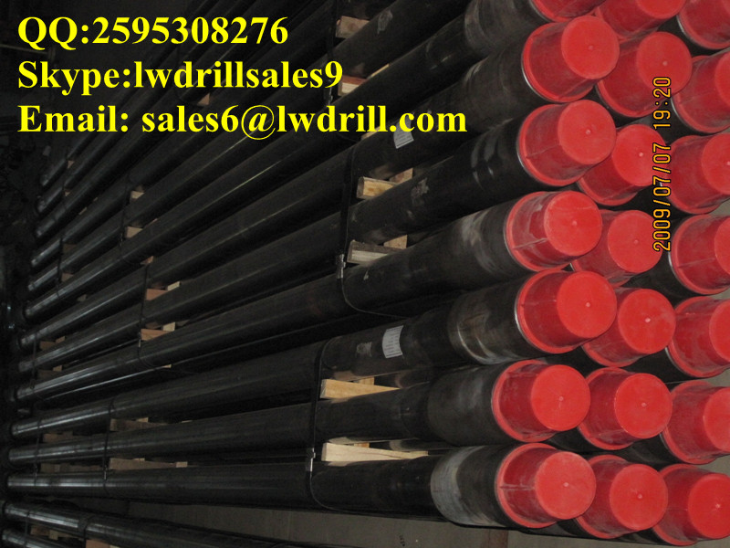 oil drill pipe;standard drill pipe specifications;NC38 drill pipe;G105 drill pipe