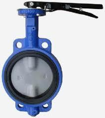 TOZEN BFV-W Wafer Type butterfly valve