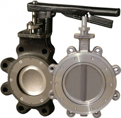 Flowseal High Performance ASME Class 150 Butterfly Valve Size 8