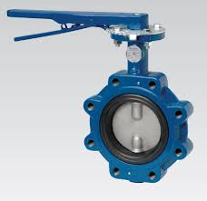 Grinnell GHP Double Offset High Performance Butterfly Valve 4 inch
