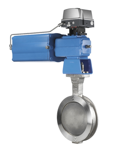 Mesto Wafer-Sphere Series 835 Butterfly Valves
