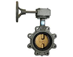 Milwaukee Wafer Pattern Cast Iron Butterfly Valve CW323E