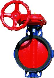 Sapag JMC Mono Flanged Butterfly Valve DN1400
