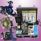 Tattoo Kit Kits 3 Gun Power Supplies Needles Set Equipment Supplies