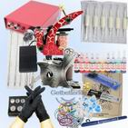 Tattoo Kit Sets 1 Machine Gun Needles Power Needles Equipment Supplies