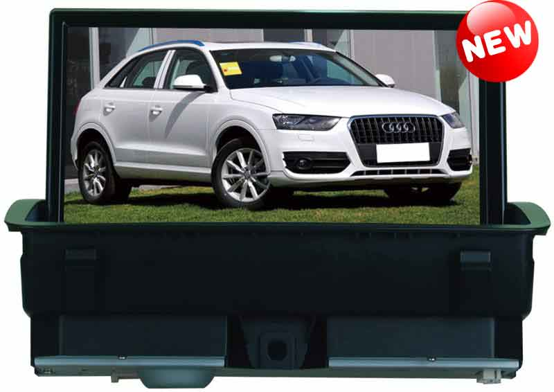 Car dvd Audi Q3 radio gps navigation