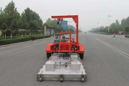 EAGER SERIES TRAILER/SELF-PROPELLED BLUE FLAME RECYCLING HEATER