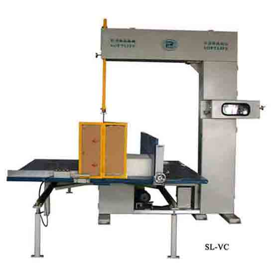 Sl-Vc Vertical Cutting Machine
