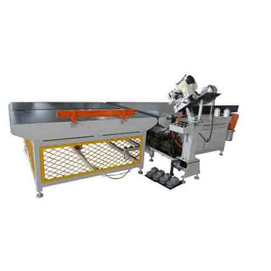 Sl-08e Auto Tape Edge Machine