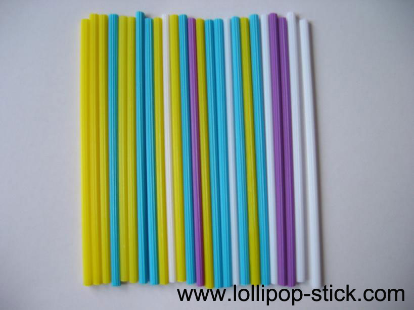 paper lollipop sticks