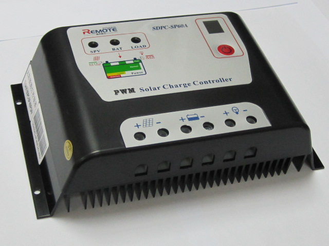 solar charge controller for power system