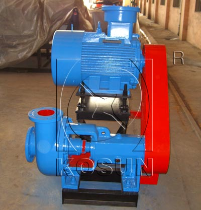 KOSUN drilling shear pump