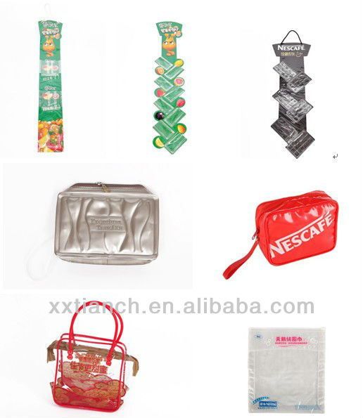 Promotional items of PP / PVC