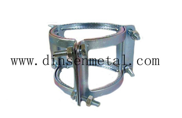 CAST IRON PIPE COUPLINGS STAINLESS STEEL COUPLING
