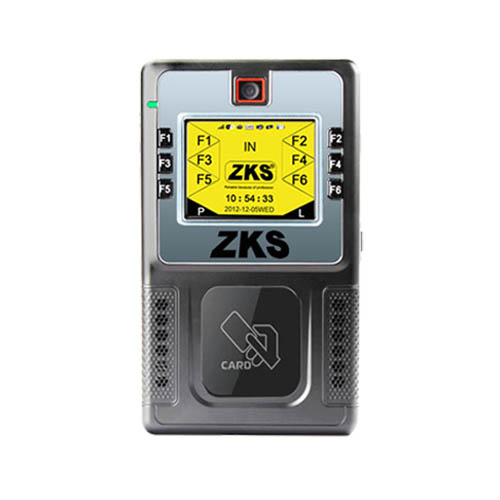 ZKS-T8TOUCH1-TUB Biometric Time Recorder System