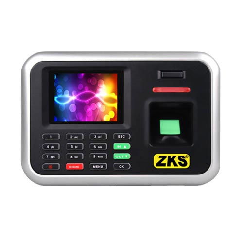 ZKS-T2-TUB Biometric Time Recorder System