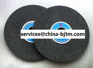 200x32x75Black silicon carbide grinding wheel