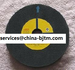 200x40x75Black silicon carbide grinding wheel