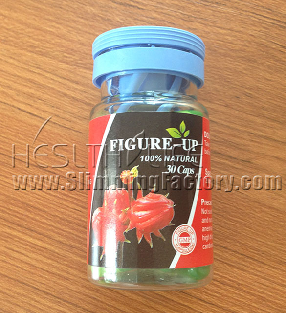Natural Figure-up Diet Pills, Herbal Slimming Capsule