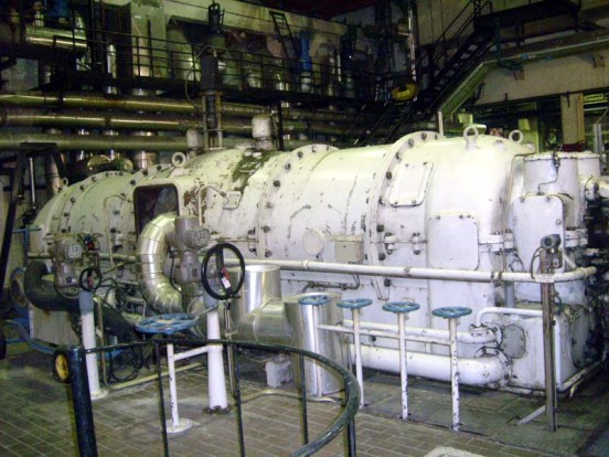 28 MW Steam Turbine Power Plant