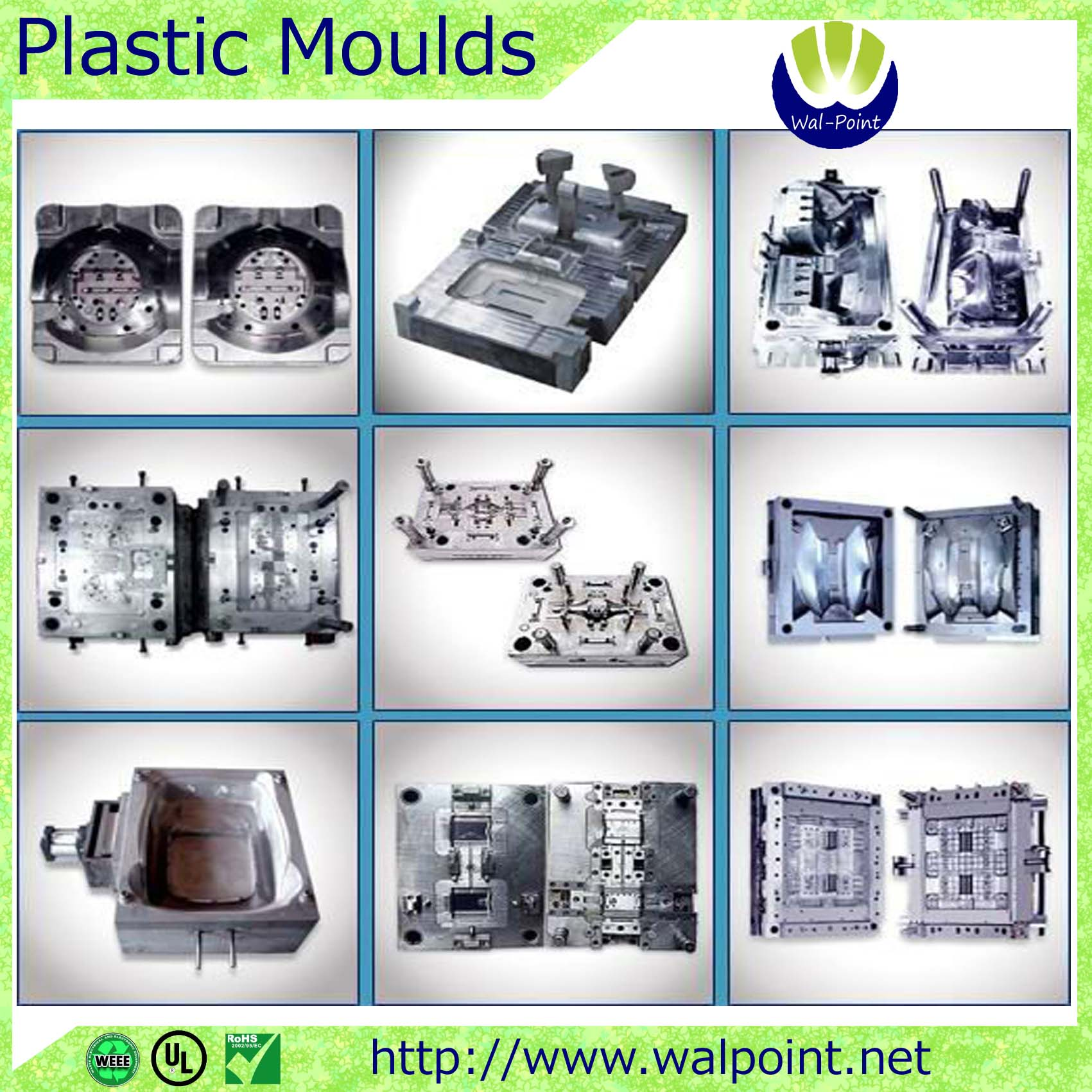 Precision molds maker and molding manufacturer