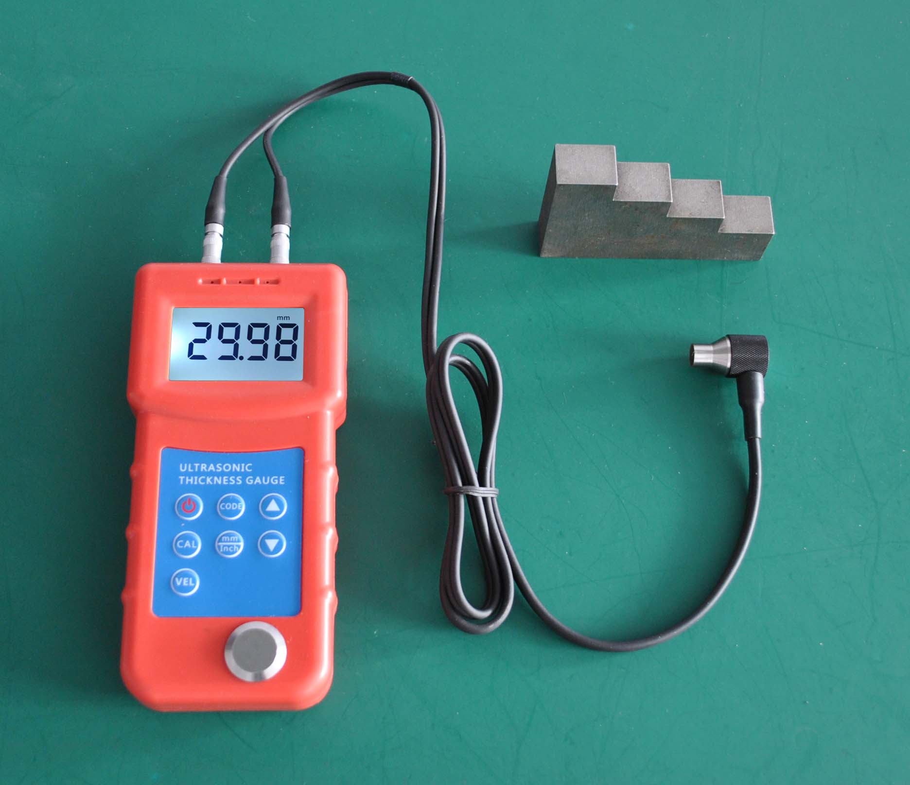 Ultrasonic Thickness Gauge 0.05mm  UM6800