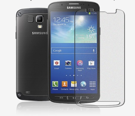 Factory price !! clear high quality as same as 3M screen protective film for galaxy s4