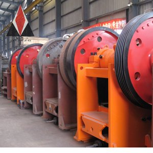 Jaw crusher PE