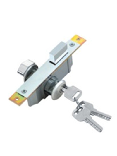 One-sided Sliding Window Sash lock, Aluminum Alloy Material