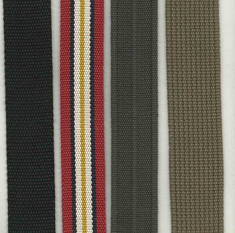 Cotton webbing, Cotton belt