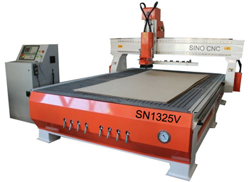 Sino wood cnc engraving machine SN1325V
