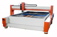 Sino waterjet cutting machine SN2030