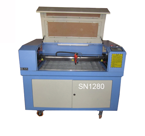 laser engraving cutting machine for wood glass acrylic fabric leather