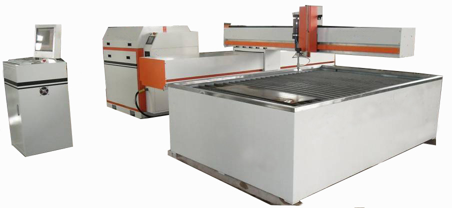 Stone glass metal stone waterjet cutter SN1520