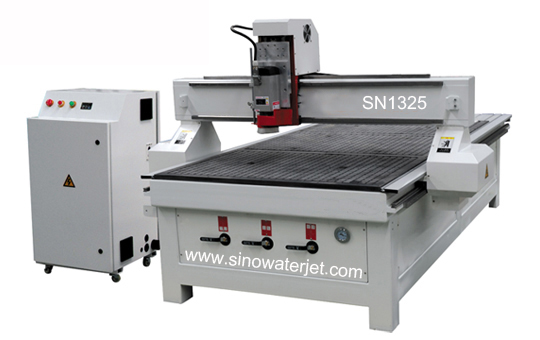 Sino wood carving cnc router machine equipment SN1325A