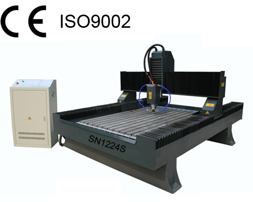 Sino marble granite stone carving cnc machine SN1325