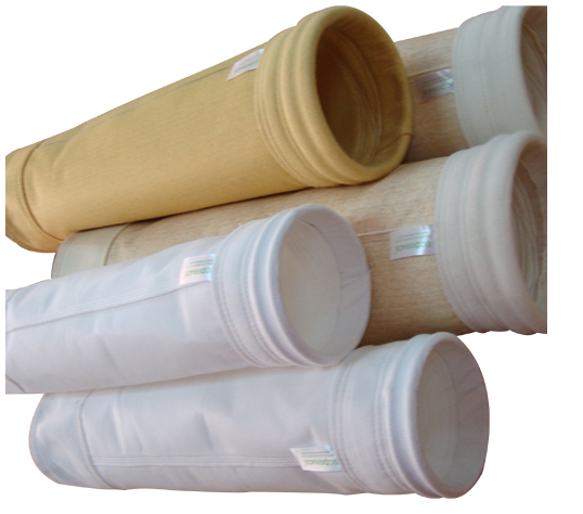 Polyester Filter Bag with ePTFE Membrane